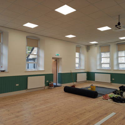 St James Community Centre - Click to open full size image
