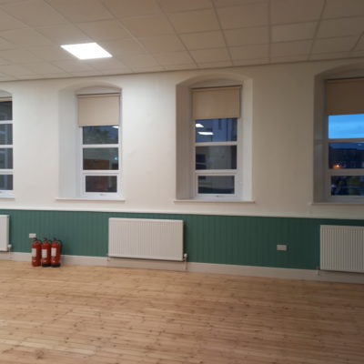 St James - Community Centre - Click to open full size image