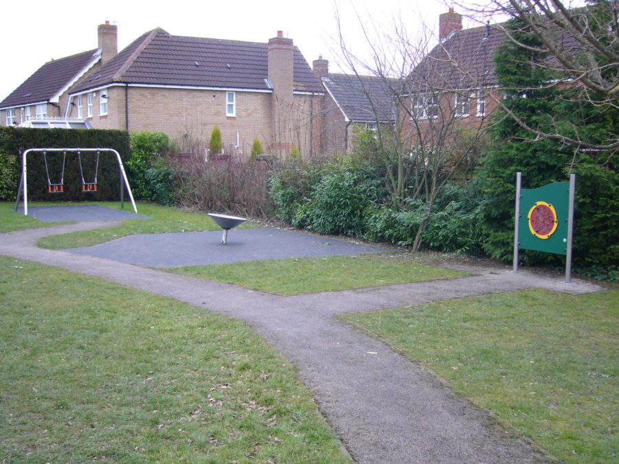 Boundary Drive Play Area