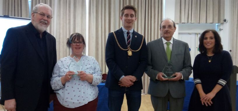 2019 Civic Award Winners