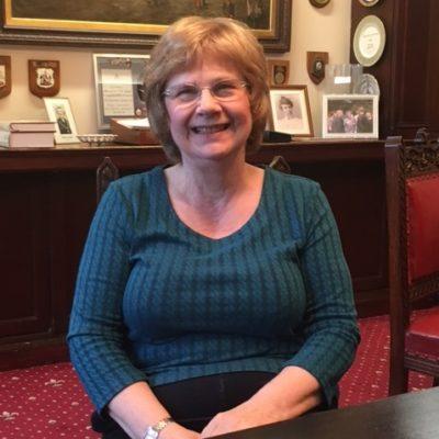 Joan Tebbutt