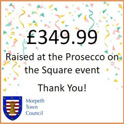 Prosecco On The Square Fundraiser £349.99 - Click to open full size image