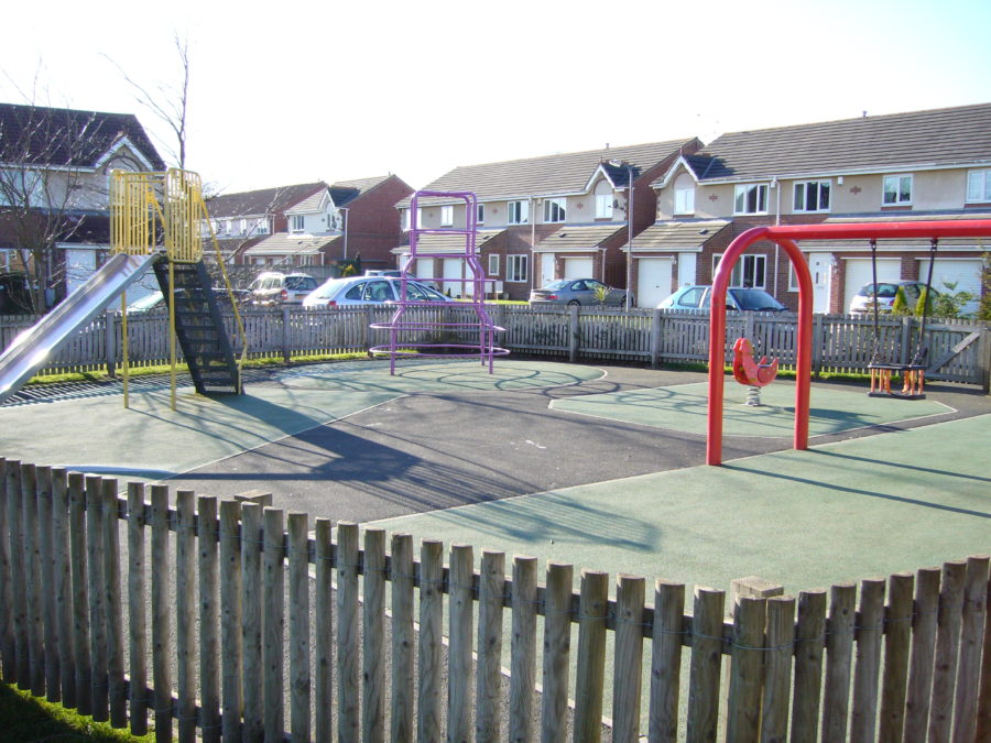 Stobhill Manor Play Area