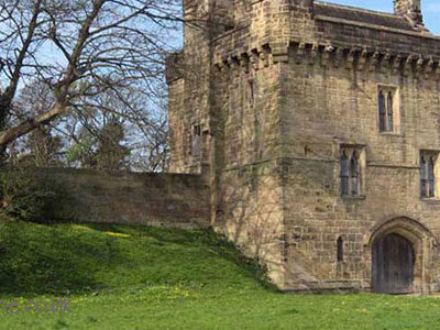 The Morpeth Castle