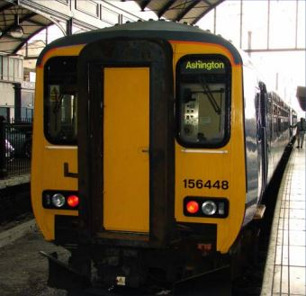 Ashington Train