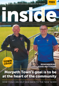 Inside Morpeth Front Page