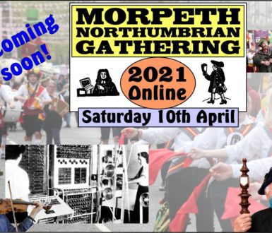 Online Morpeth Northumbrian Gathering 2021 Coming Soon