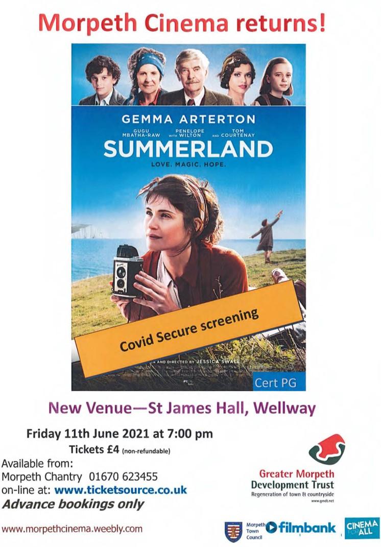 Cinema - Summerland