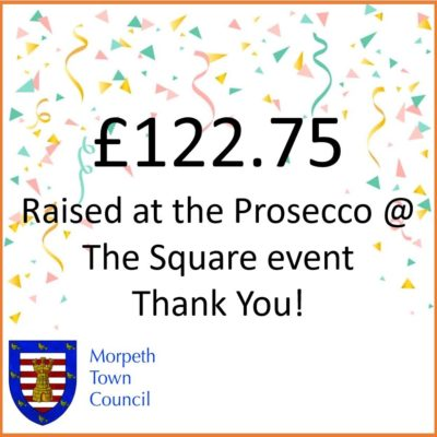 Mayor's Charity Donation Prosecco @ The Square £122.75