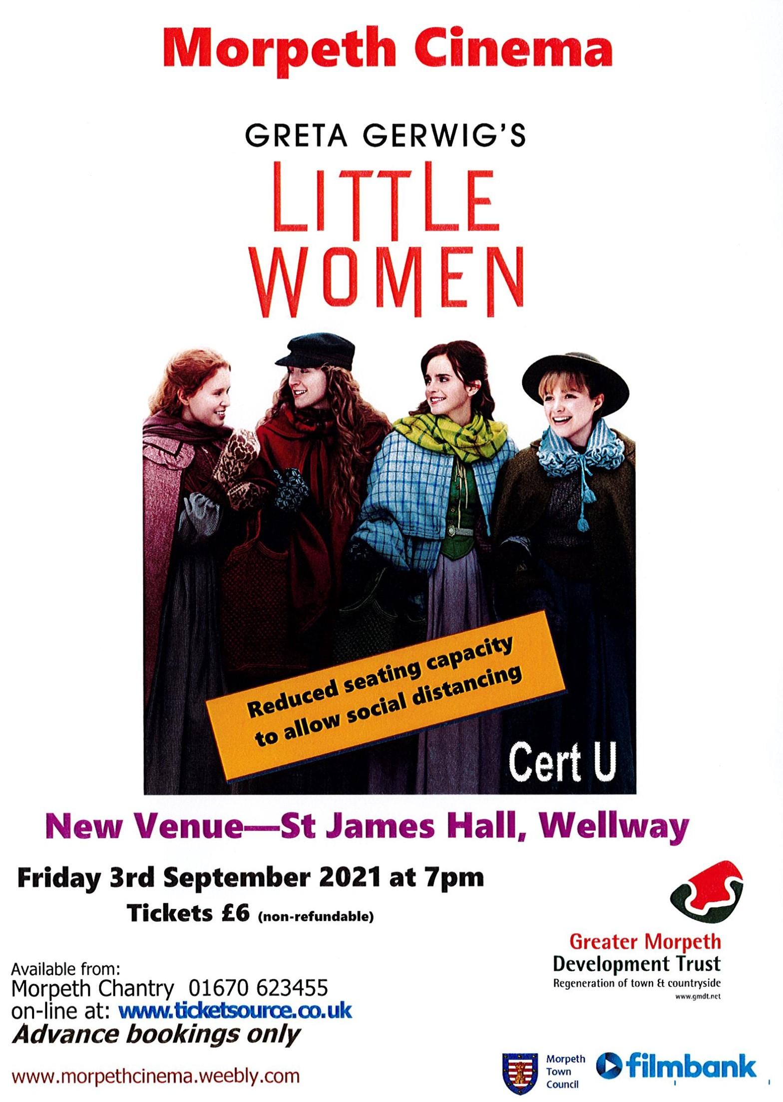 20210903 Cinema Little Women