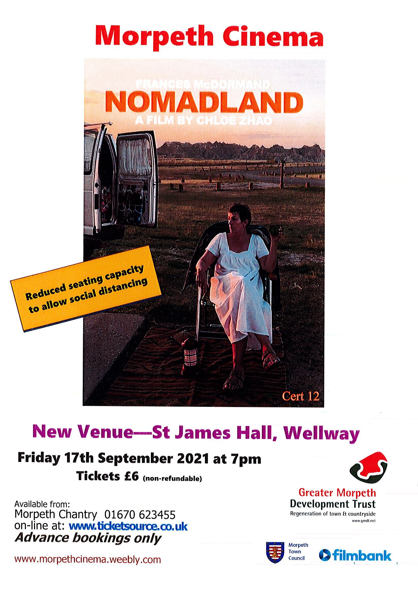 20210917 Cinema Nomadland