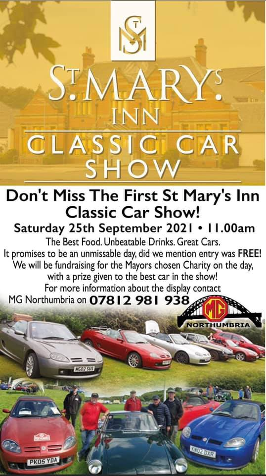 20210925 St Mary's Inn Classic Car Show