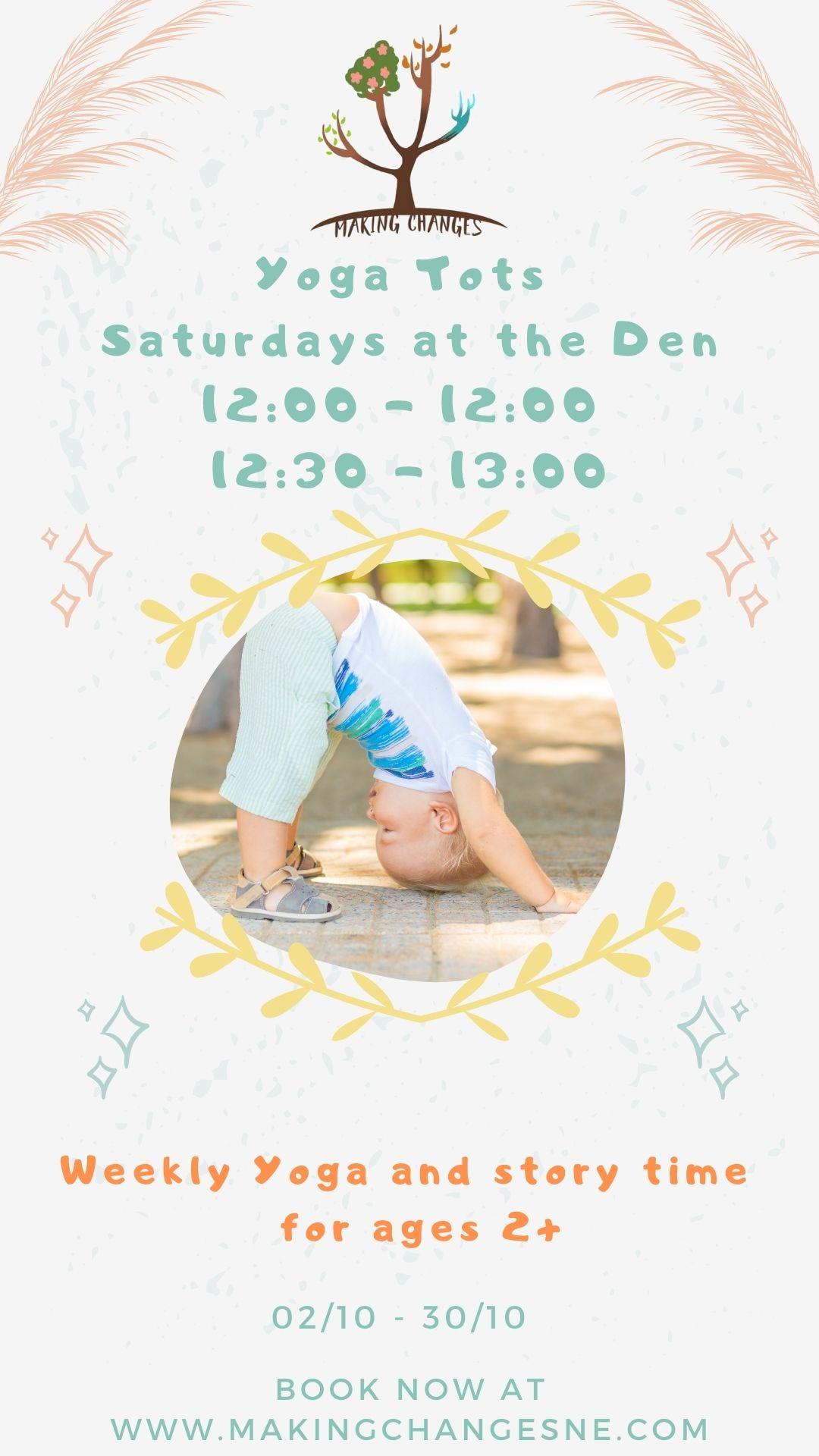 Yoga Tots 5 Week Poster Sunday 11 12 (3)